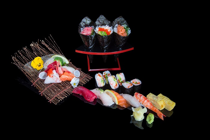 H. Guarda Golf - Sushi Sashimi Selection